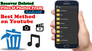 recover deleted photos android without root how to recover deleted photos files from android without root