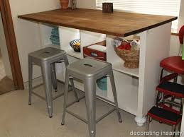 diy ikea kitchen island kitchen looking diy bookcase kitchen island surprising