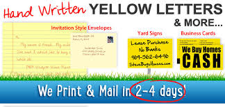 ron legrand yellow letters customized real estate investing