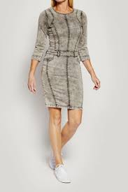 sandwich clothing sandwich clothing soft denim dress from canada by blue sky