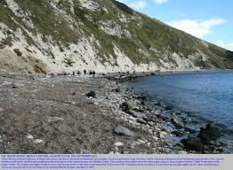 Where Is The Black Sand Beach Lulworth Cove Introduction Geological Field Guide By Dr Ian