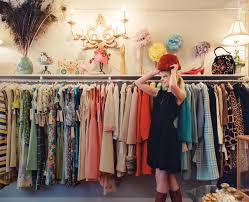 boutique clothing vintage shopping in portland travel portland