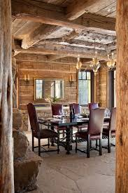 rustic elegant dining room traditional dining room decorating montana rustic dining rooms rustic dining room decorating ideas