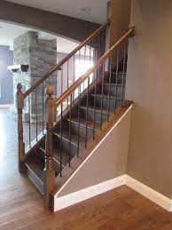 Banister Styles Stairway Styles Mission Style Staircase Railings Artistic Stairs