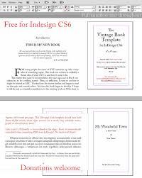 free indesign 6 u2033 x 9 u2033 book template tentaclii h p lovecraft blog