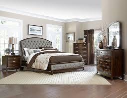 homelegance yorklyn button tufted upholstered sleigh bedroom set homelegance yorklyn button tufted upholstered sleigh bedroom set cherry