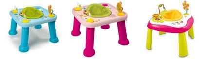 table d activité bébé avec siege tables d éveil et d activité modèles avec siège