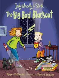 judy moody and stink the big bad blackout kindle edition by