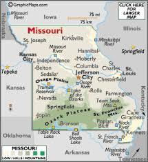 joplin mo map missouri map geography of missouri map of missouri worldatlas com