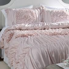 blush pink comforter wayfair