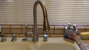 kitchen moen single handle kitchen faucet within splendid moen