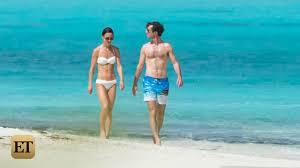 exclusive pippa middleton and james matthews enjoy tropical