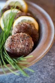 chive u0026 tarragon breakfast sausage meatified