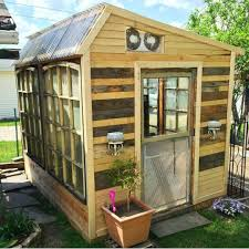 my sister u0027s boyfriend just finished his greenhouse it cost him
