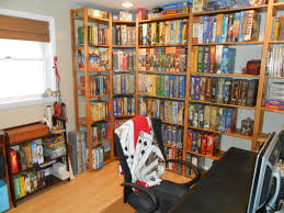 for those of you w u003e100 games what is your gaming shelf of