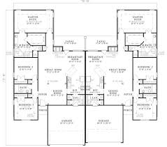 Multi Family Homes Floor Plans 27 Best Multifamily Homes Images On Pinterest Family House Plans