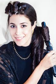 last minute up dos holiday party hair tutorial