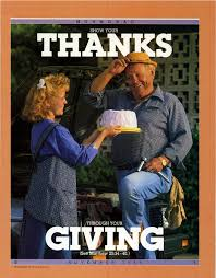 Thanksgiving Quotes Lds Show Your Thanks Through Your Giving