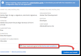 adobe sign for salesforce install guide