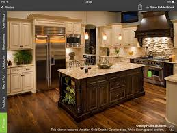 two tone cabinets in kitchen home interior ekterior ideas