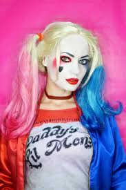 Halloween Makeup Design Harley Quinn Halloween Makeup Tutorial