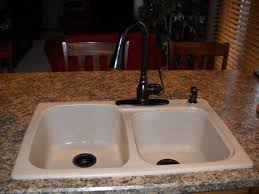 Swanstone Kitchen Sink by Dual Mount Kitchen Sink Home Design Ideas And Pictures