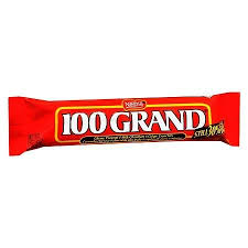 nestle 100 grand candy bar walgreens