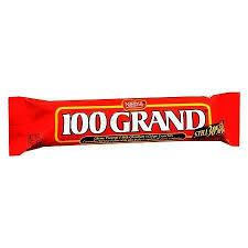 nestle 100 grand candy bar walgreens