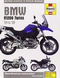 bmw r1200 twins u002704 to u002709 haynes service u0026 repair manual phil
