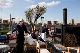 Top Rooftop Bars In London Boundary Rooftop In Shoreditch London More Midtown Manhattan
