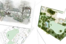 garden design i layout plans u2013 modern garden