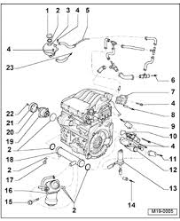 golf vr6 engine diagram vw wiring diagrams instruction