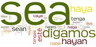 subjunctive mood spanish grammar in context