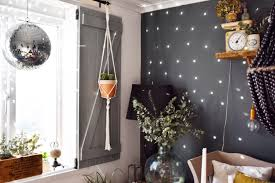 dining room mirror macrame plant hanger farrow and ball downpipe disco mirror ball