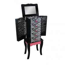 Mirror Jewelry Armoire Target Furniture Ideas Of Keep Your Jewelry Safe With Jewelry Armoire