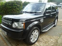 used range rover for sale used 2013 land rover discovery 4 sdv6 commercial for sale in