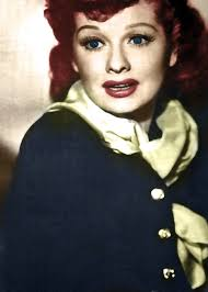 a blog about lucille ball april 2012