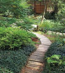 10 diy garden paths made from upcycled finds u2013 cottage life