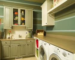 laundry room great room share for sewing and laundry room area
