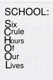 I Hate School Meme - best 25 hate school quotes ideas on pinterest i hate school