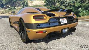 koenigsegg gta 5 location koenigsegg agera v0 8 early beta for gta 5