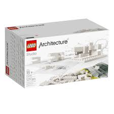 Gift For Architect Amazon Com Lego Architecture Studio 21050 Building Blocks Set