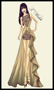 design dress fashion design dress 5 by twishh on deviantart