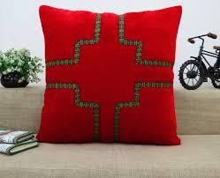 decorative velvet cushion cover embroidered lace throws pillows decorative velvet cushion cover embroidered lace throws pillows