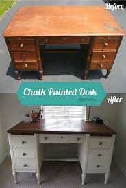 Bedroom Furniture Antique White Best 20 Old Desk Redo Ideas On Pinterest Desk Makeover