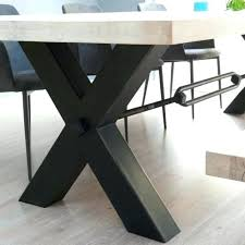 wood table with metal legs wood table with metal legs mostafiz me