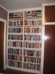 Billy Bookcase Hacks Furniture Home Custom Built In Billy Bookcase Library Design