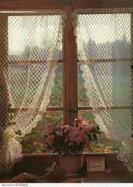 Hanging Lace Curtains Best 25 Crochet Curtains Ideas On Pinterest Diy Crochet