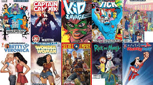 bojay inc all the free comics available on free comic book day and our top