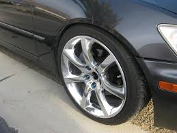 lexus is300 wheels finally replaced my damaged wheels polished alum 18